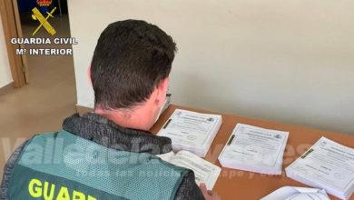 Photo of #Novelda: Detienen a una pareja por la presunta venta de documentos públicos falsificados