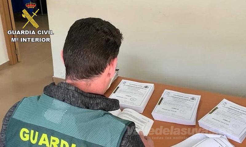 Documentos falsificados