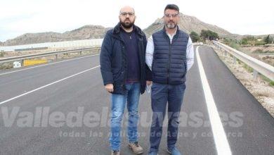 Photo of #Novelda: El Ministerio de Fomento adecua las vías de servicio de la A-31