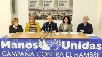 Photo of #Aspe: Manos Unidas anula la cena a beneficio del Tercer Mundo