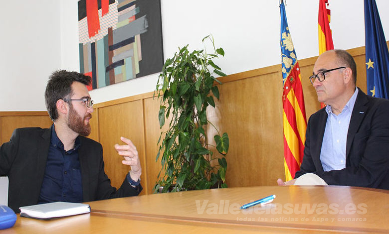 Photo of #Novelda: El Ayuntamiento recupera la colaboración con la Universidad de Alicante