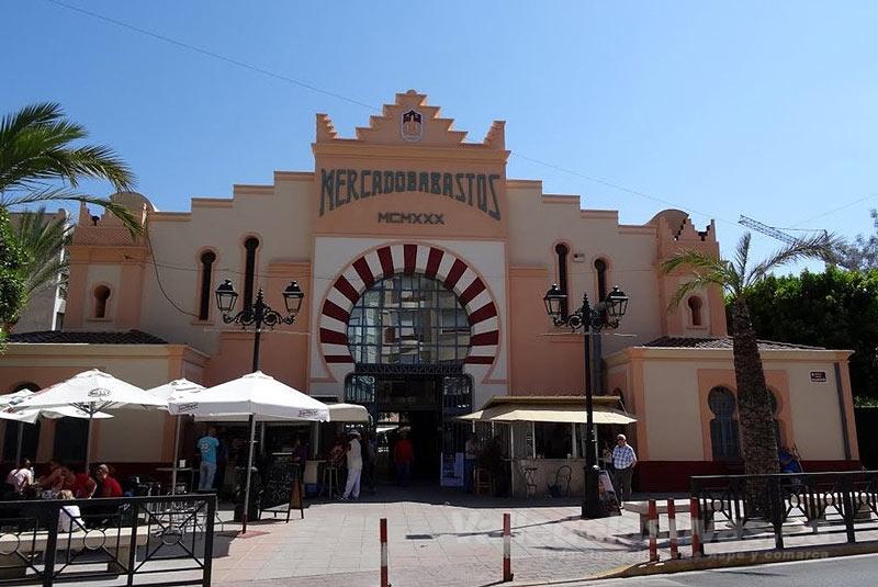fachada Mercado Aspe
