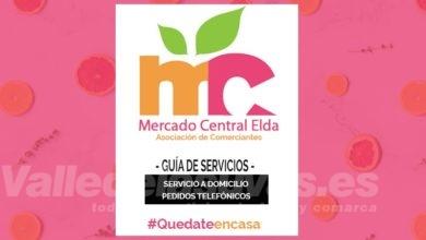 Photo of Guía de servicios telefónicos y a domicilio de la Asociación del Mercado Central de Elda