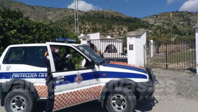 Photo of #Petrer: Protección Civil recorre las partidas rurales para ayudar a los vecinos