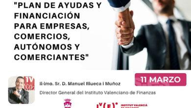 Photo of #Aspe: El Ayuntamiento presenta el Plan de Ayudas a Empresas y Comercios