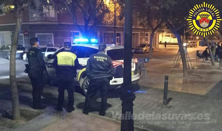 Photo of #Aspe: Las personas sancionadas por no quedarse en casa superan las 70