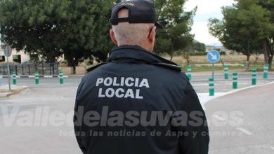Photo of #Novelda: La Policía Local detiene a un joven por agresiones físicas y verbales a una menor
