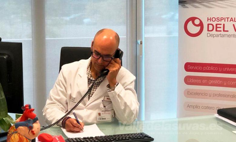 Photo of #Comarca: El Hospital del Vinalopó inicia reuniones virtuales con alcaldes sobre el coronavirus