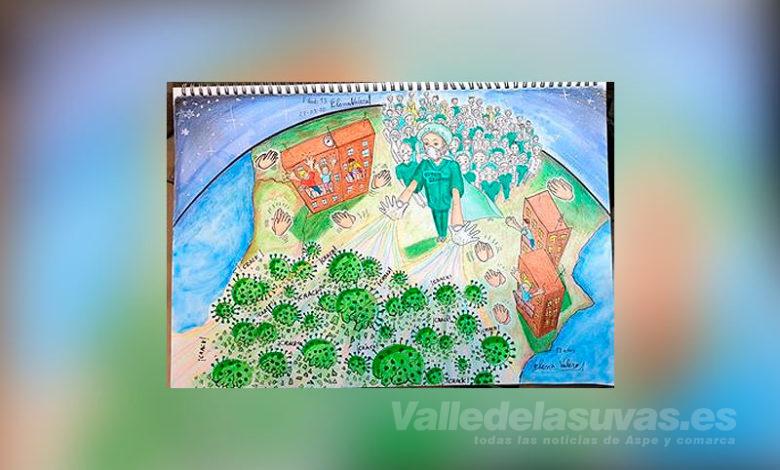 Photo of #Comarca: Los centros de Ribera Salud reciben más de 550 mensajes, dibujos y vídeos de apoyo