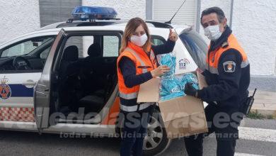 Photo of #Aspe: Sanidad y Solidaridad comienzan a repartir más de 12.000 mascarillas