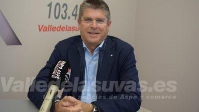 """Photo of #Aspe: Miguel Ángel Mateo: """"No entiendo el cambio de planteamiento del PP sobre los regantes"""""""