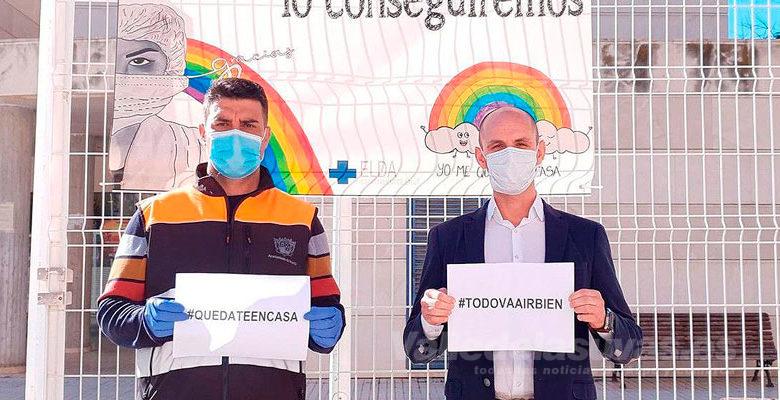 """Photo of #Novelda: Agradecen el trabajo """"extraordinario"""" de los operarios de limpieza viaria"""