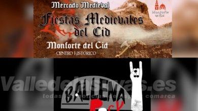 Photo of #Monforte: Aplazan las Fiestas Medievales del Cid y el Festival Ballena Rock