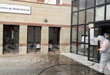 Photo of #Elda refuerza la desinfección de las instalaciones municipales