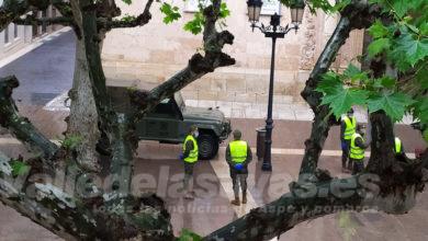 Photo of #Aspe: El Grupo de Operaciones Especiales de Valencia III realiza tareas de apoyo en Aspe