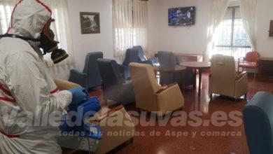 Photo of #Aspe: El Ayuntamiento refuerza la desinfección especial contra el coronavirus