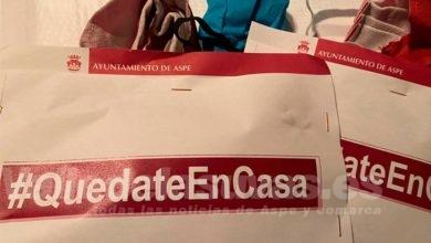 Photo of #Aspe: El Ayuntamiento inicia este lunes el reparto de 8.000 mascarillas por los domicilios