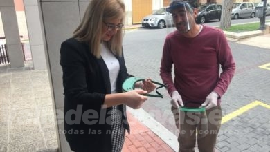Photo of #Petrer distribuirá 1.500 pantallas faciales para el personal del comercio local