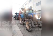 Photo of #Aspe: Vuelve la desinfección de las calles por los tractores solidarios