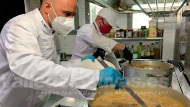 Photo of #Aspe: Paella solidaria de Alfonso Mira con arroz con conejo y caracoles