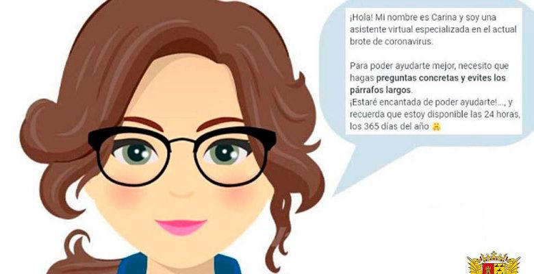 Photo of #Novelda: El Ayuntamiento activa un asistente virtual para informar sobre el Coronavirus