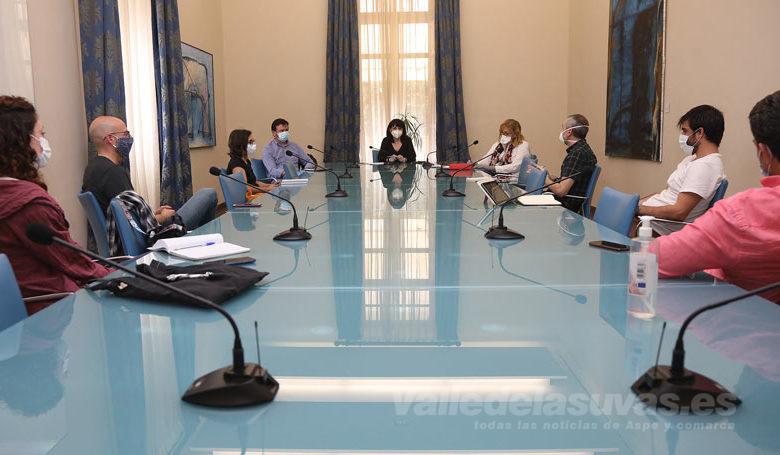 Photo of #Diputación se compromete a estudiar medidas para reactivar el sector de las artes escénicas
