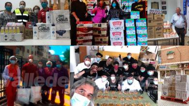 Photo of #Aspe: Comercios, asociaciones y clubes deportivos ayudan a los más desfavorecidos