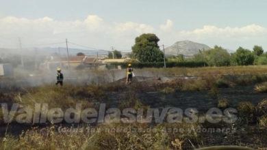 Photo of #Aspe: Nuevo incendio en el barrio El Castillo de Aspe
