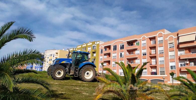 Photo of #Aspe: El Ayuntamiento levanta 126 expedientes por falta de limpieza de solares