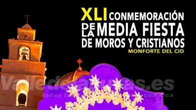 Moros y Cristianos Monforte