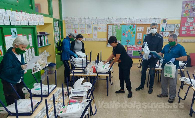 Photo of #Novelda: Educación facilita el seguimiento del curso escolar a los alumnos vulnerables