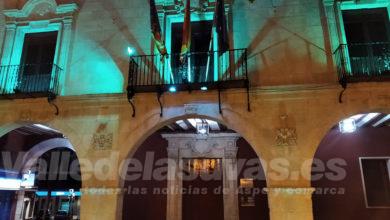 Photo of #Aspe: Esta noche iluminan de azul el Ayuntamiento por el Día de la Enfermería