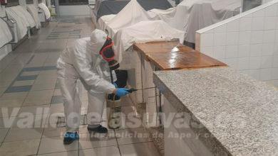 Photo of #Aspe: Nueva desinfección especial en 16 instalaciones y edificios municipales