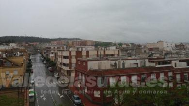 Photo of #Aspe: Mayo se presenta lluvioso con más de 20 litros hasta ahora
