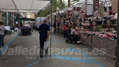 Photo of #Aspe: El mercadillo reanudará su actividad a partir del jueves 4 de junio