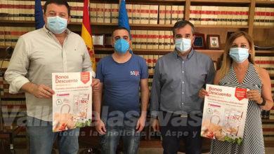 Photo of #Aspe: Presentan la campaña de bonos descuento del comercio local