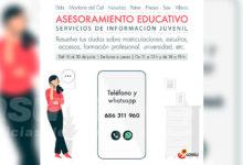 Photo of #Monforte: Crean el servicio de Asesoramiento Educativo para jóvenes y adolescentes