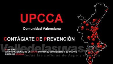 Photo of #Aspe: La UPCCA celebra el Día contra el tráfico ilicito de droga