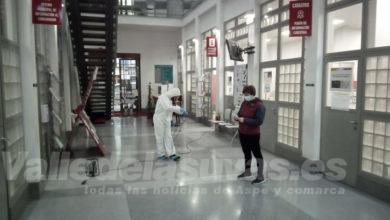Photo of #Aspe: El Ayuntamiento amplía las zonas de desinfección especial contra el coronavirus