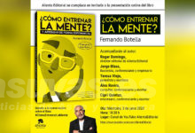 Photo of #Aspe: El aspense Fernando Botella presenta su nuevo libro en Youtube