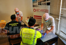 Photo of #Comarca: El Hospital del Vinalopó realiza test COVID-19 a la Guardia Civil