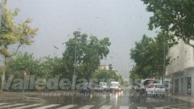 Photo of #Aspe: La tormenta del sábado superó los 6 litros