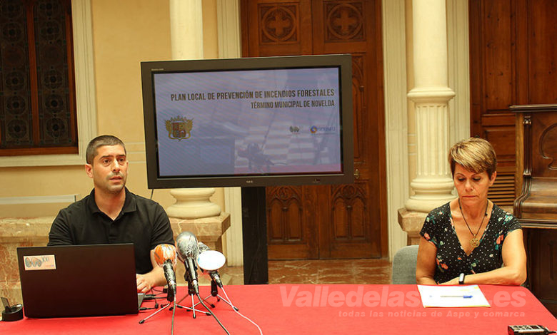 Photo of #Novelda: 7.000 euros para prevenir los incendios forestales