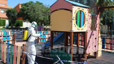 Photo of #Novelda: Reabren al público las zonas de juegos infantiles de los parques municipales