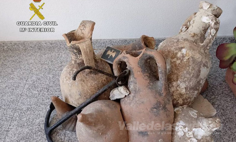 Photo of #Comarca: Recuperan 13 ánforas romanas que decoraban una tienda