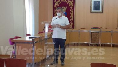 Photo of #Aspe: El alcalde emite un Bando con las nuevas restricciones por la pandemia