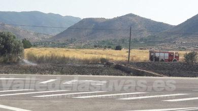 Photo of #Aspe: Nuevo incendio en Aspe
