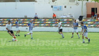 Photo of #Aspe: El campeonato local de Fútbol-7 retoma la competición