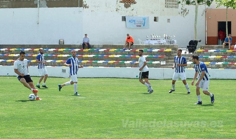 Torneo Fútbol-7 Aspe