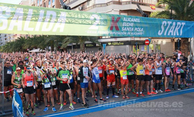 Photo of #Diputación convierte la 'III Gran Carrera del Mediterráneo' en una media maratón homologada